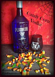 # DIY Candy Corn Fla