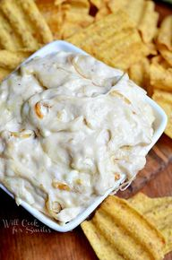 French Onion Dip fro