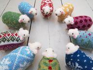 Woolly Flock