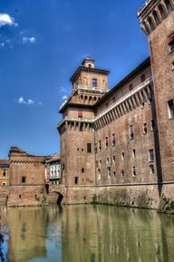 Ferrara, The Castle