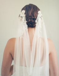 Beautiful veil from