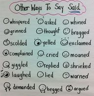 "other ways to say ""s"