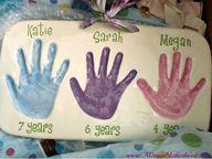Ceramic Imprints - M