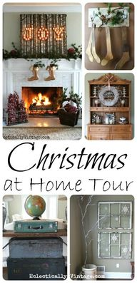 Christmas House Tour