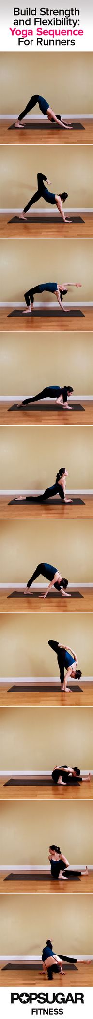 Yoga For Strong Runn