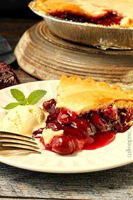 Classic Cherry Pie w