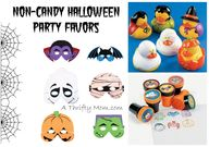 Non-Candy Halloween