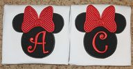 Custom Minnie Mouse