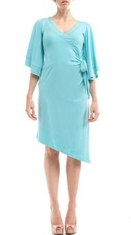 Twistflower Dress