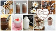 25 Great hot Chocola