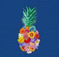 Flower pineappleobse