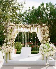 A Romantic All-White