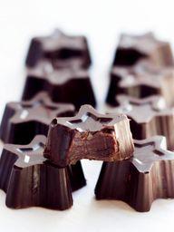 Dark Chocolate Truff