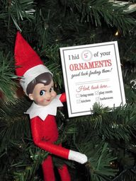Holly's Elf Adventur