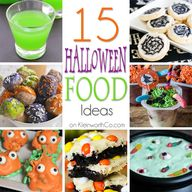 15 Halloween Food Id