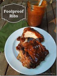 Foolproof BBQ Ribs -