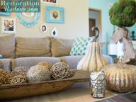 Fall Home Tour  http