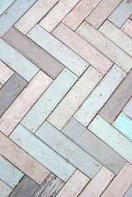 pastel herringbone f