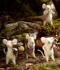 The Traveling Mice h