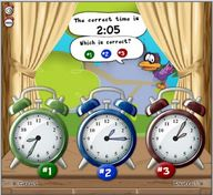 Telling Time Website