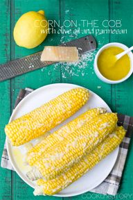 Corn on the Cob with