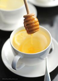 Lemon Ginger Tea by