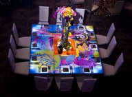 Stunning table with