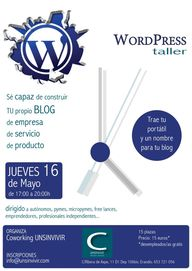 A exprimir WordPress