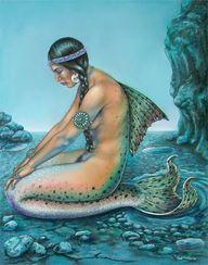 Native Mermaid