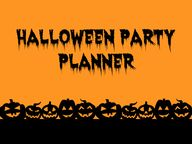 Halloween Party Plan