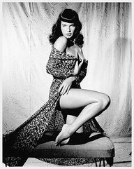 Betty Page! What can