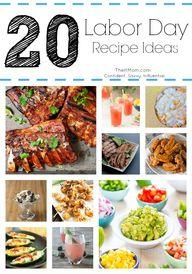 20 Labor Day Recipe