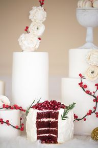 Christmas wedding an