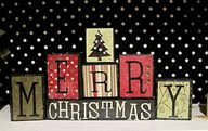 merry christmas bloc