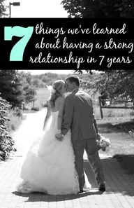 7 Things Weve Learn