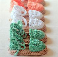 Espadrilles crochet