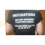 Vaccinations are NOT