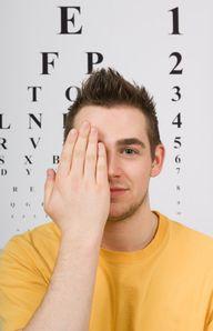 Glaucoma occurs more