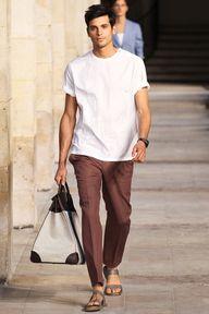 Hermès Spring 2014 M