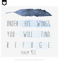 Psalm 91 Nursery Bib