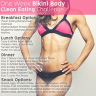 One Week Bikini Body