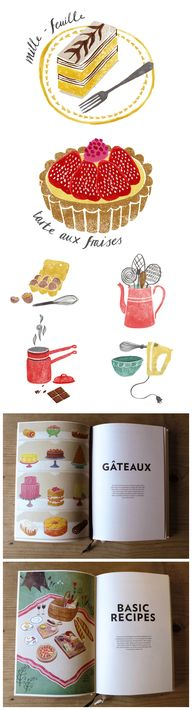 Illustrations for T