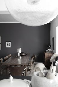 Grey walls in this m