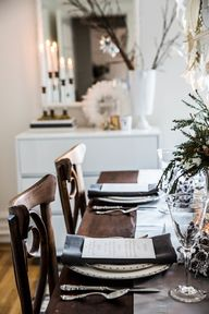 Holiday Tabletop | S
