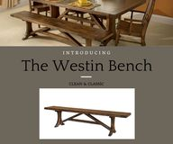 The Westin Bench