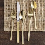 Gold Flatware 5-pc.