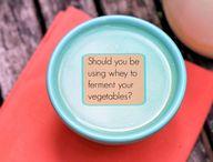 Fermenting vegetable