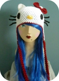 Hello Kitty Beanie...