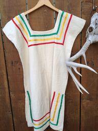 Native Ribbon Dress