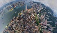 360° view, Hong Kong